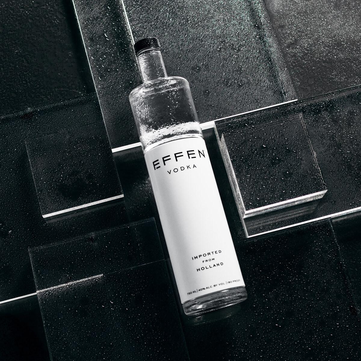EFFEN is premium vodka combined with premium design.